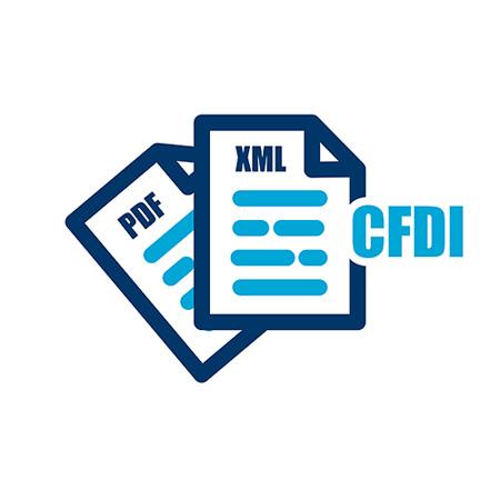 Icono CFDI Microsip